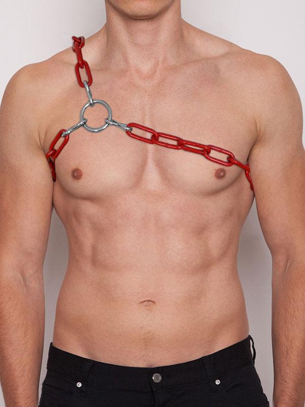 bondage-harness-TQ-42-red