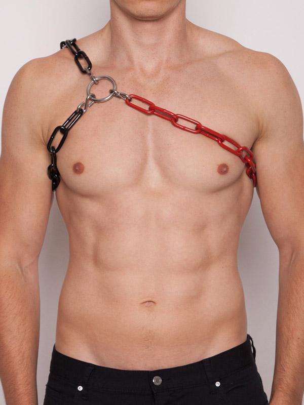 bondage-harness-TQ42-black-red